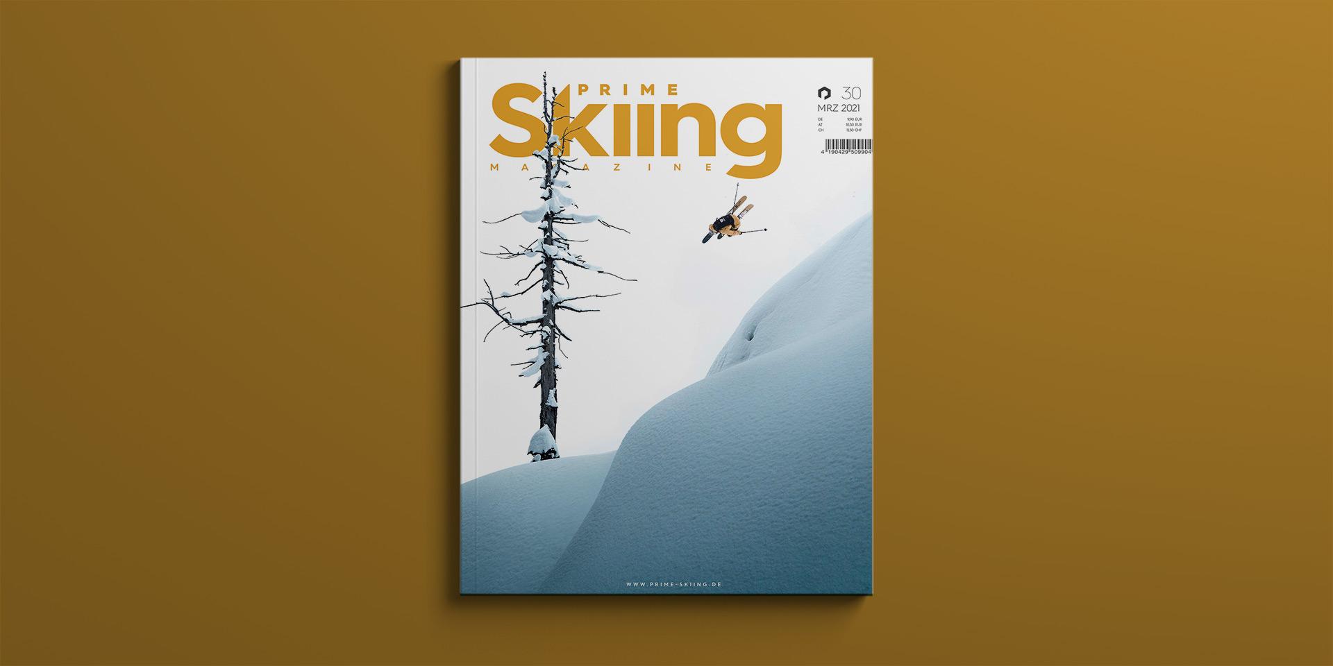 PRIME Skiing #30 – Ab sofort verfügbar!