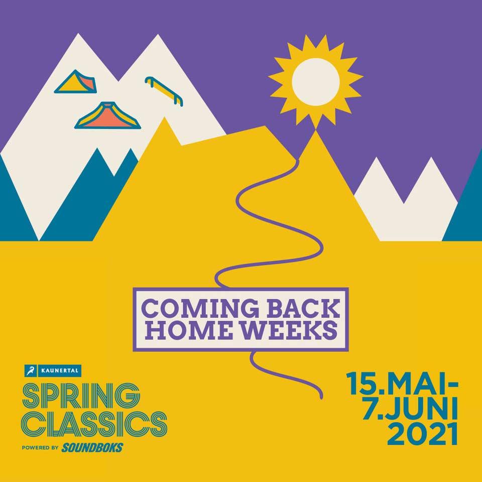 Die Spring Classics 2021 im Snowpark Kaunertal finden statt!