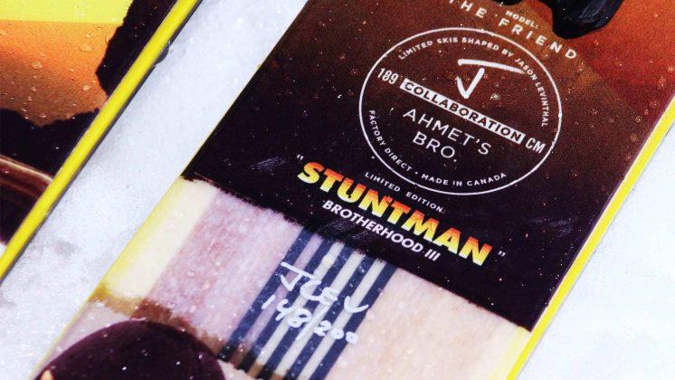 J-Skis - The Friend Stuntman 2022