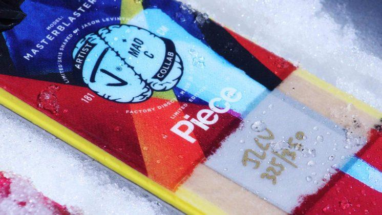 J-Skis - The Masterblaster Piece 2022