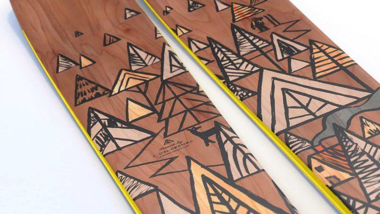 J-Skis – The Slacker First Tracks 2022