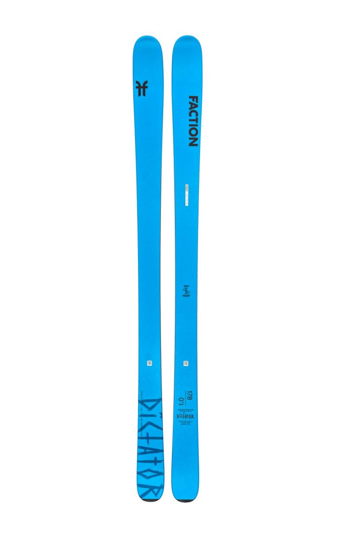 Faction Skis - Dictator 1.0 202
