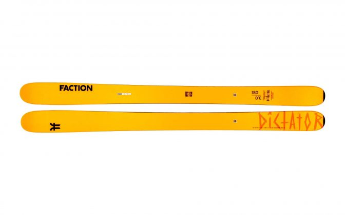 Faction Skis - Dictator 3.0 2022