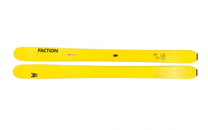 Faction Skis - Dictator 4.0 2022