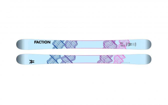 Faction Skis Prodigy 0.0X 2022
