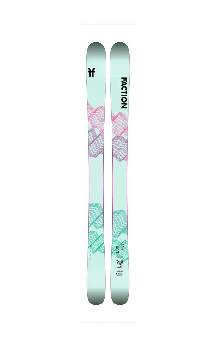 Faction Skis Prodigy 1.0X 2022