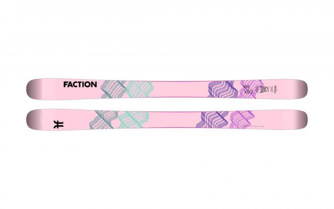 Faction Skis Prodigy 2.0X 2022