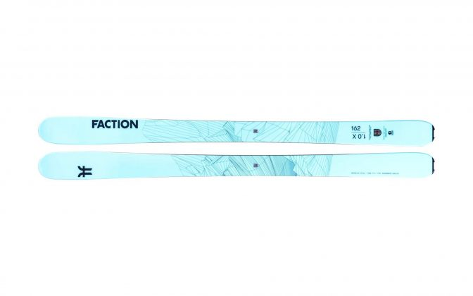 Faction Skis - Agent 1.0X 2022