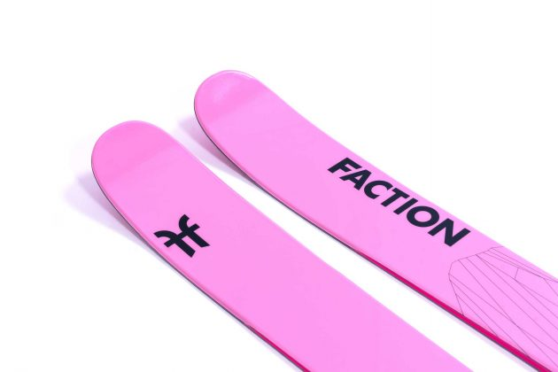 Faction Skis - Agent 2.0X 2022
