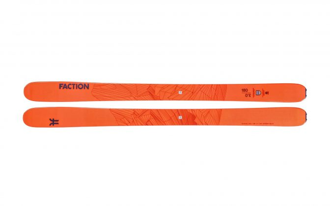 Faction Skis - Agent 3.0 2022