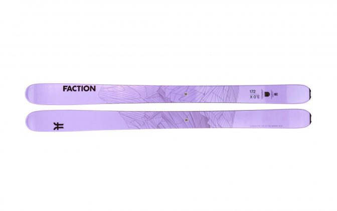 Faction Skis - Agent 3.0X 2022