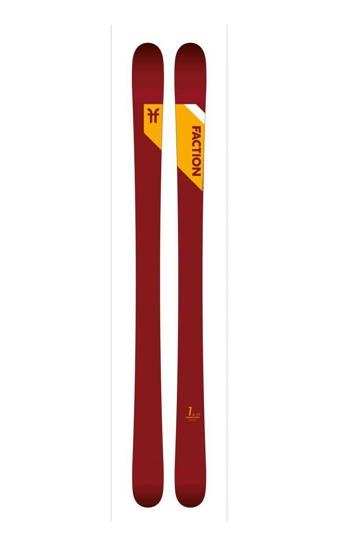 Faction Skis - CT 1.0 2022