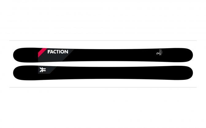 Faction Skis - CT 3.0X 2022