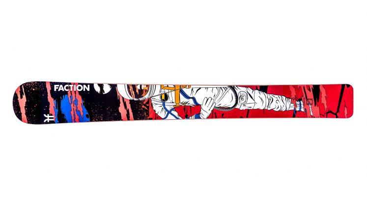 Faction Skis - Le Mono 2022