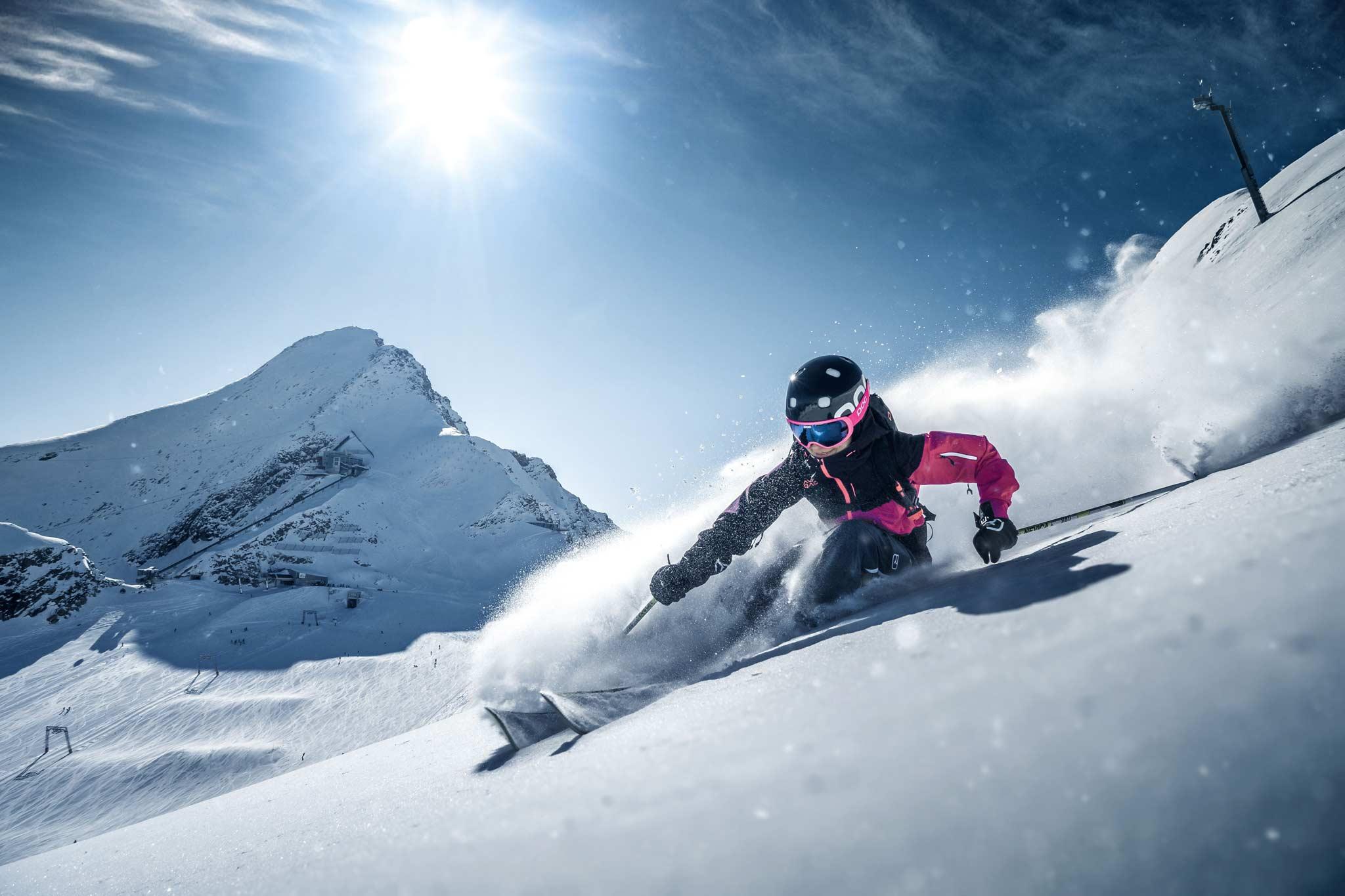 Am Kitzsteinhorn gibt es in der Saison 2021/2022 auch geführte Skitouren!
